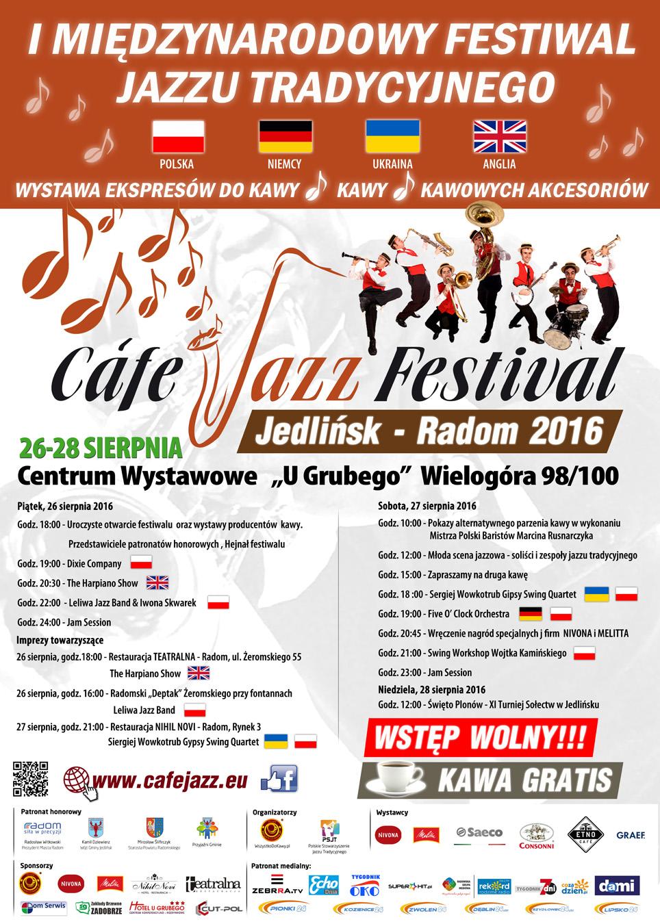Cafe Jazz Festival